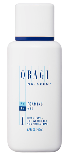 Obagi Nu-Derm <BR/> Foaming Gel