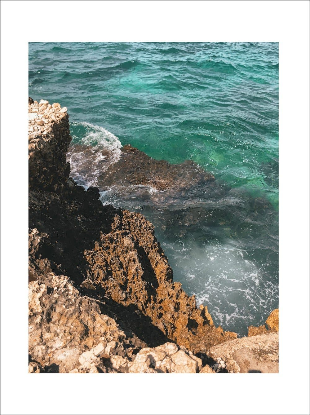 Adriatic Sea - Lively Bay - Posters - Livelybay.com