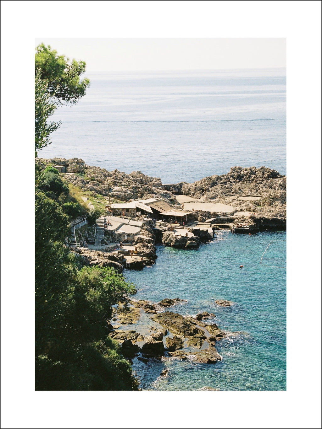 Dubrovnik Beach - Lively Bay - Posters - Livelybay.com