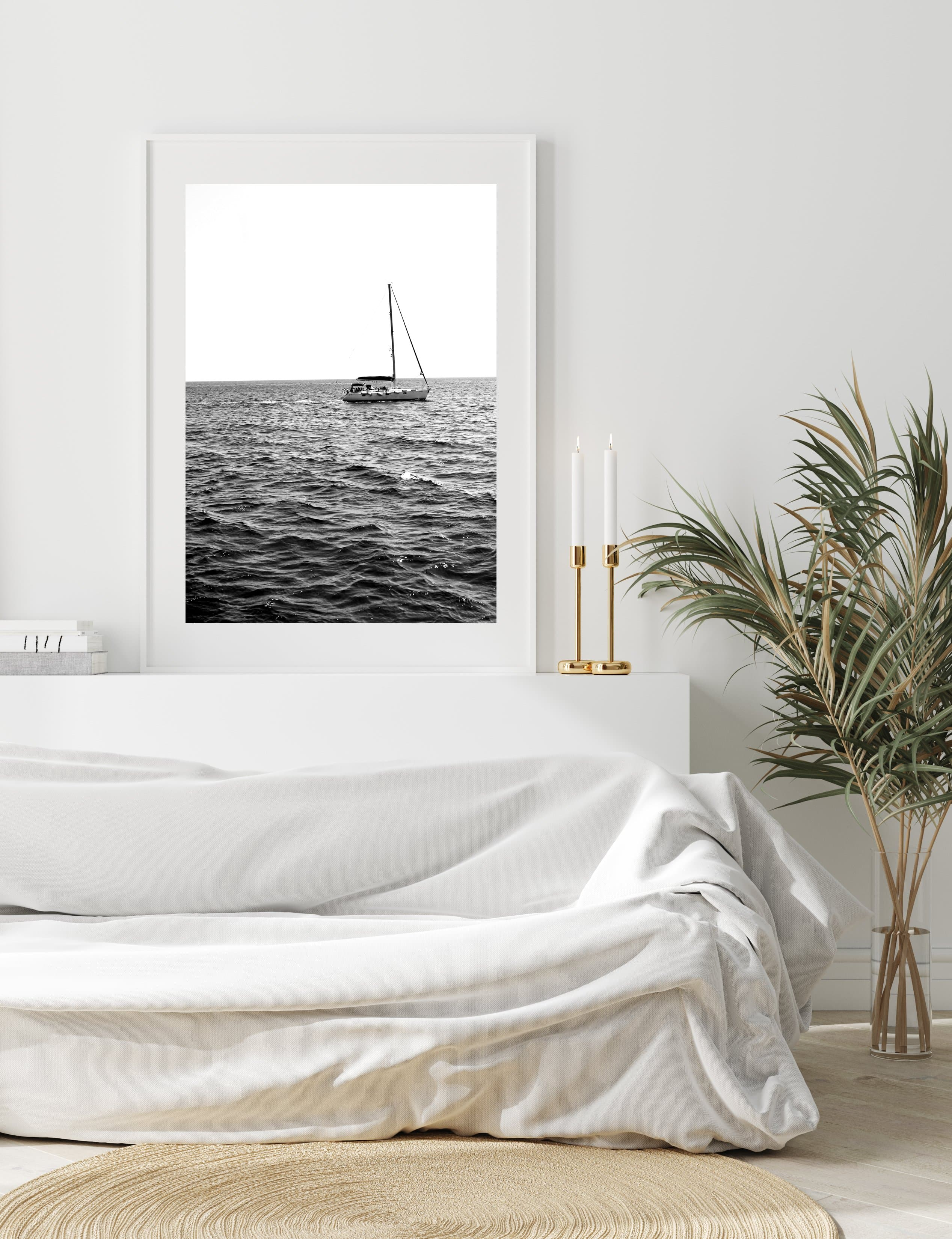 Lefkas - Lively Bay - Fine art posters