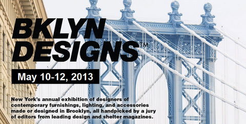 Aroopy will be exhibiting at Brooklyn Designs in May!