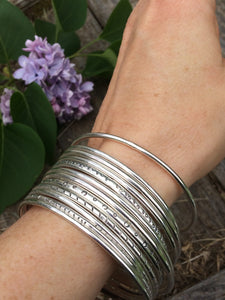 Bangles and Cuffs