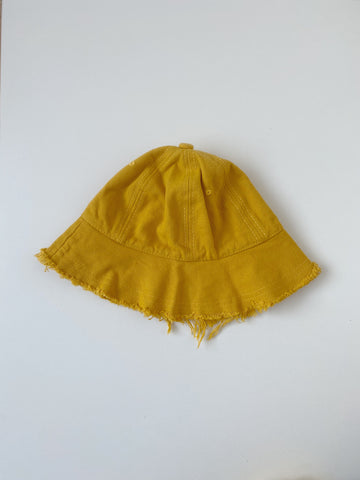 BILLIE Bucket Hat Mustard