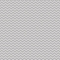 Flannel ~ Grey Chevron
