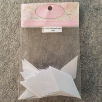 "1  1/2"" Eight Point Star ~ EPP Paper Template 100pc"