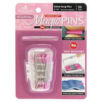 Magic Pins ~ Extra Long 50pc
