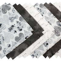 Shaggy Quilt Kit ~ Amour