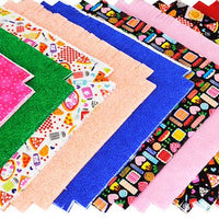Shaggy Quilt Kit ~ Cupcakes