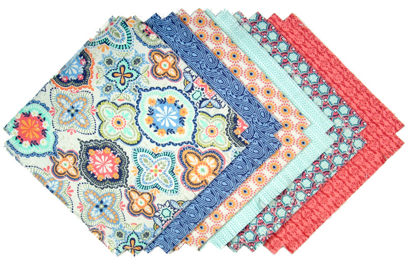Shaggy Quilt Kit ~ Morocco