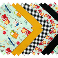 Shaggy Quilt Kit ~ Stop