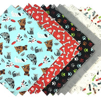 Shaggy Quilt Kit ~ Woof