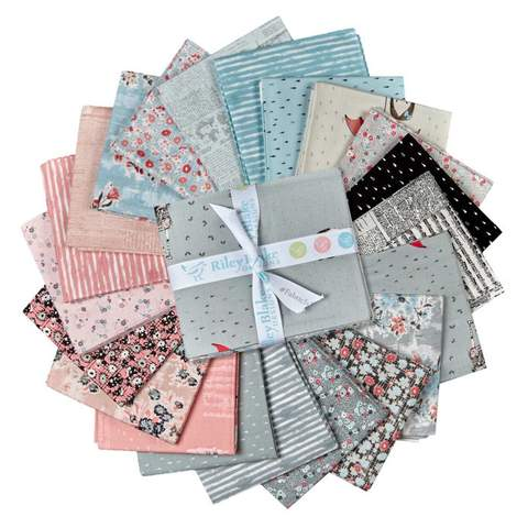 Abbie ~ Fat Quarter Bundle