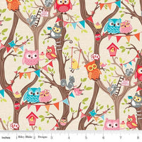 Tree Party ~ Jelly Roll 2.5 inch ~ 18pcs