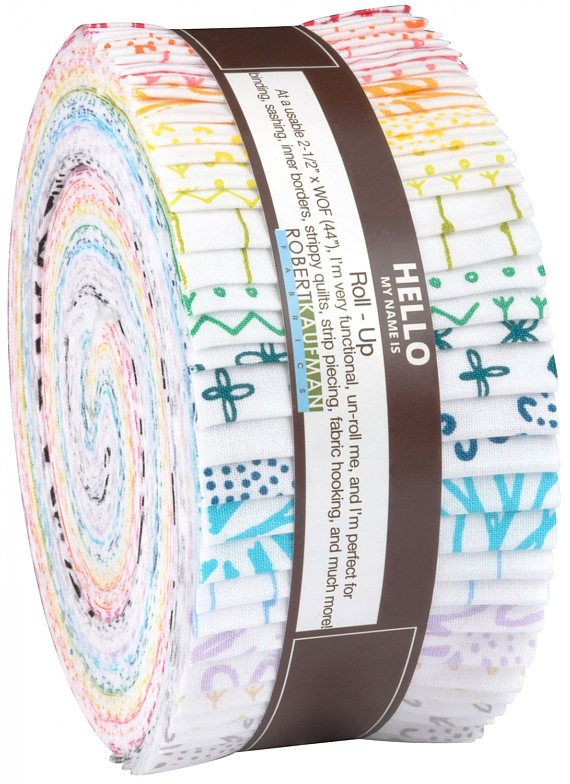 Blueberry Park ~ Jelly Roll 2.5 inch ~ 40pcs
