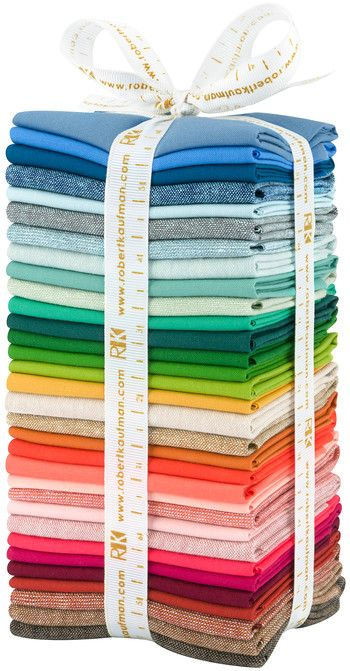 KONA Reef Co-ordinates ~ Fat Eighth Bundle 32pc
