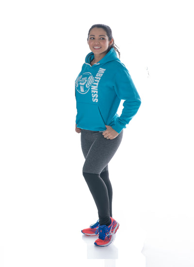 MBFITNESS Fleece Logo