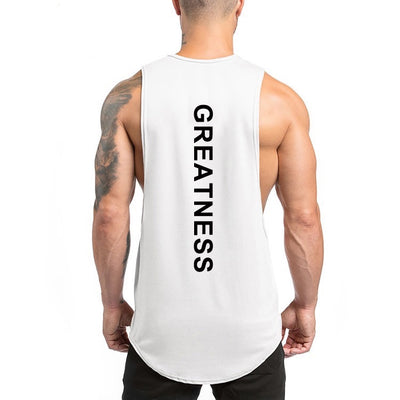 Greatness Tight Neck Cut Off
