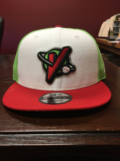 Lime Green Snapback Hat