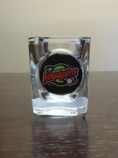 Voyagers Shot Glass