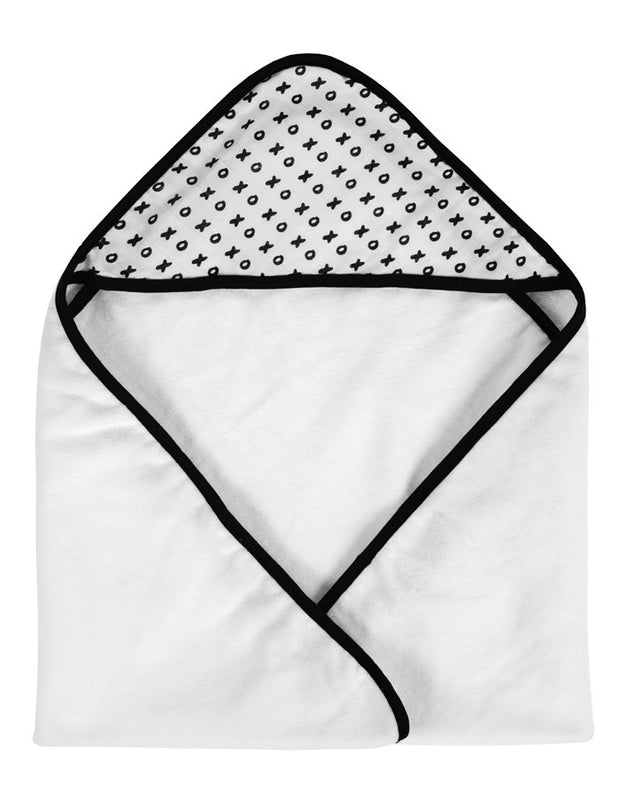 Hooded Baby Towel - XO