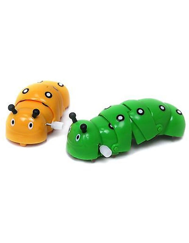 Wind Up Caterpillar - Assorted