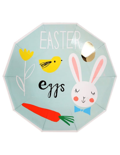 Party Plates - Easter Brights