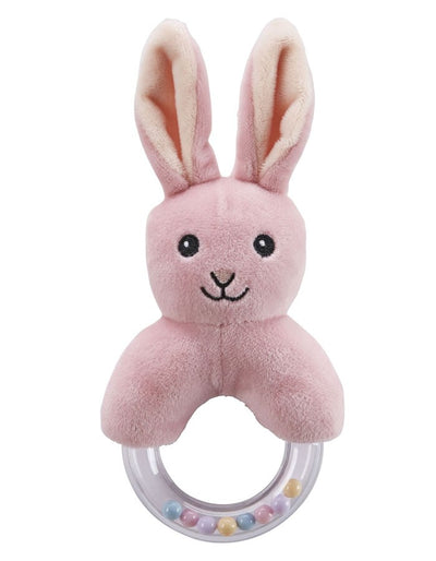 Teething Rattle - Rabbit