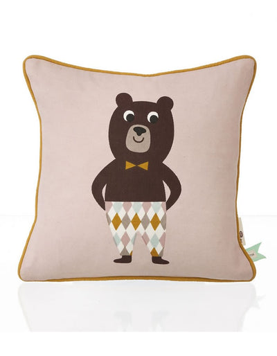 Bear Cushion - Organic
