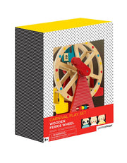 Wooden Ferris Wheel Play Set