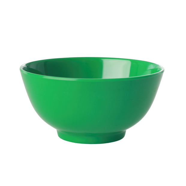 Rice Melamine Bowl - Green