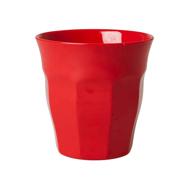 Rice Melamine Cup / Mug - Red