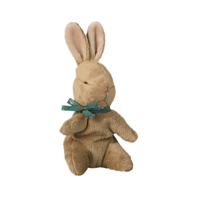 Maileg Plush Bunny - Blue Bow
