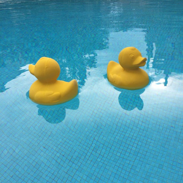 Eco Friendly Duck - Yellow