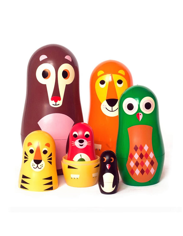 Russian Nesting Dolls - Bear