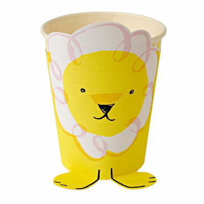 Party Cups - Silly Circus Lion