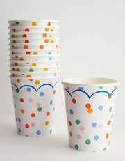Party Cups - Polka Dot