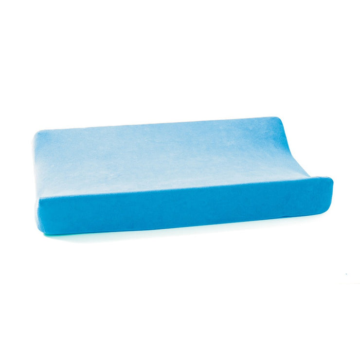 Velour Changing Mat Cover - Aqua