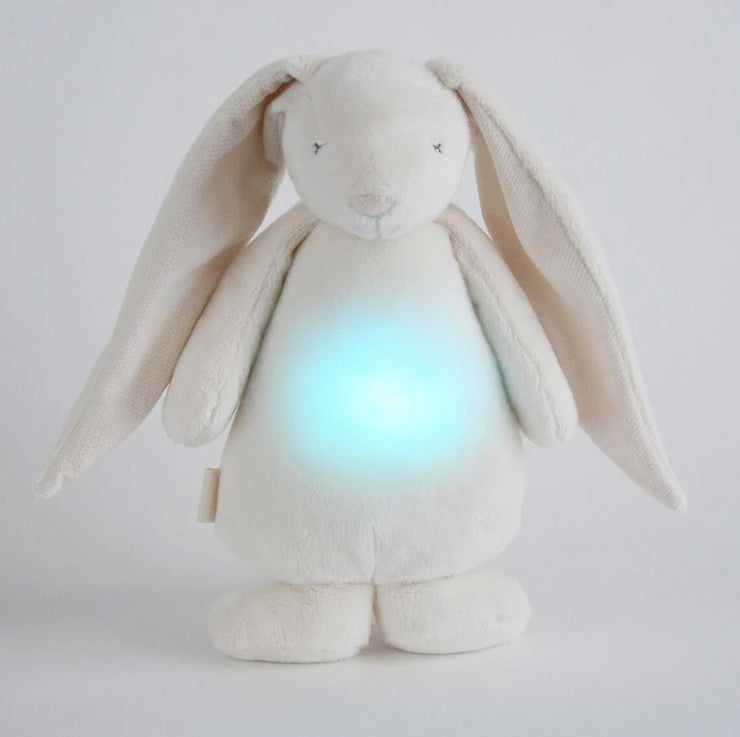 Moonie - Pink Noise Activated Soother Night Light