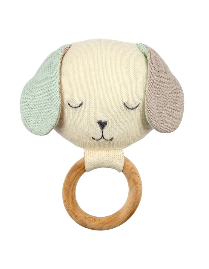 Organic Cotton Dog Rattle
