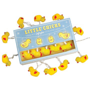 LED Fairy light String - Ducks