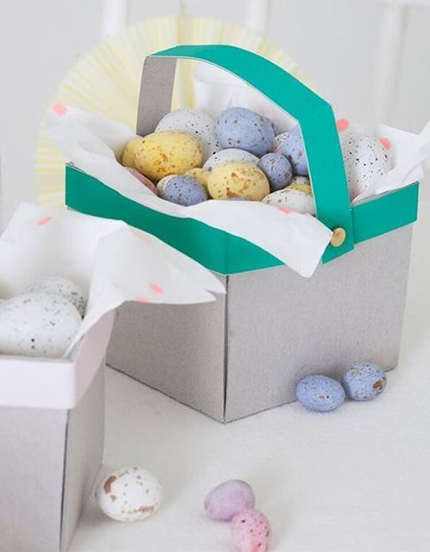 Easter Egg Hunt Basket Set