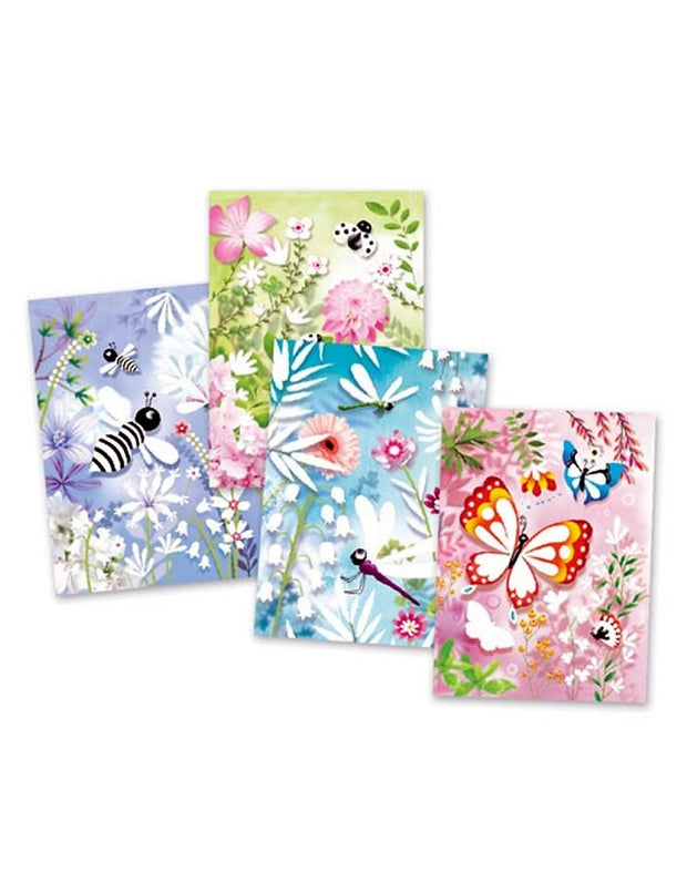 Butterfly Glitter Craft Board Set