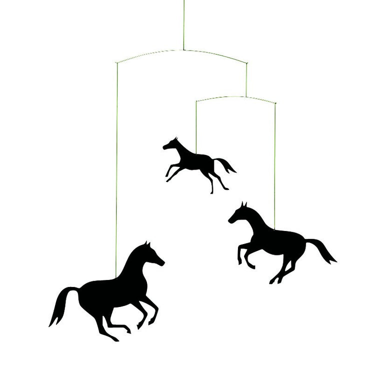 Horses Mobile - Flensted