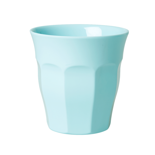 Rice Melamine Cup - Soft Mint