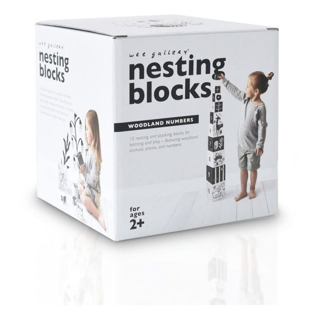 Wee Gallery - Stacking / Nesting Blocks