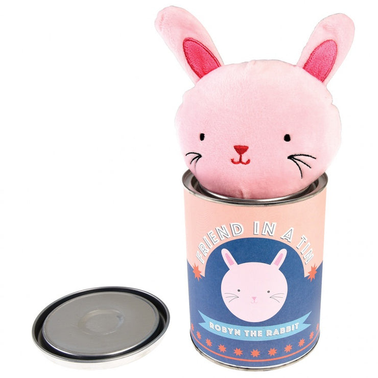 Friend in a Tin - Rabbit