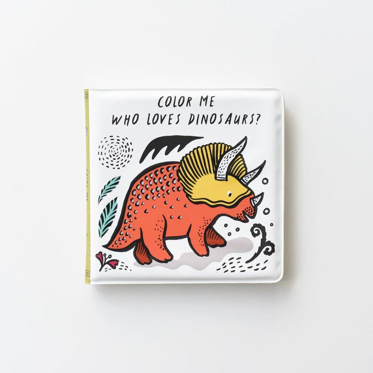 Wee Gallery Bath Book - Dinosaurs