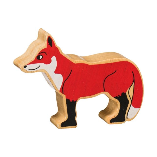 Lanka Kade Wooden Fox