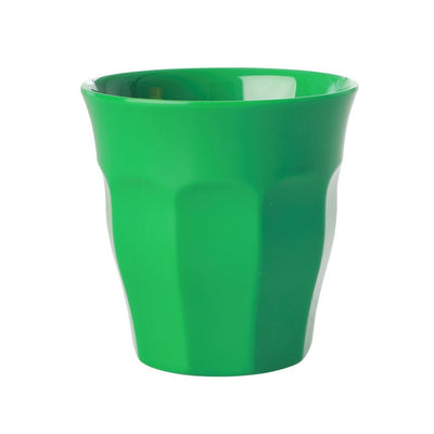 Rice Melamine Cup - Forest Green