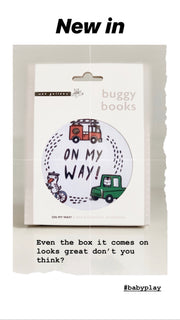 Wee Gallery Buggy Book